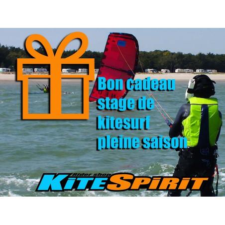 bon cadeau stage de kitesurf (Juillet - Aout)