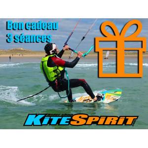 Stage de Kitesurf 3 séances