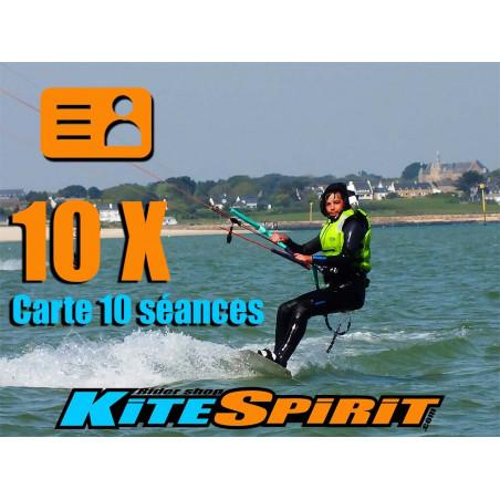 Stage de Kitesurf 10 séances