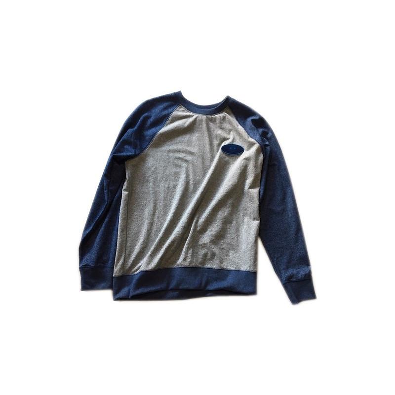 Sweat Oakley heather grey