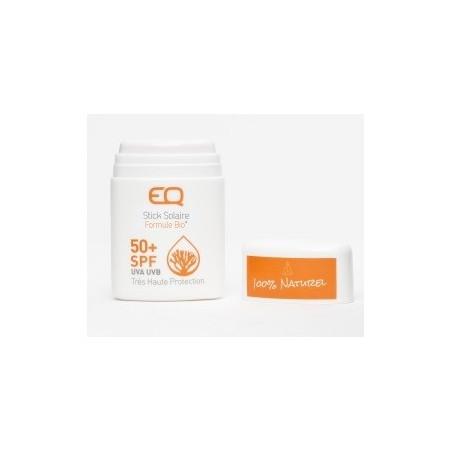 Stick solaire EQ Evoa Visage Blanc SPF 50+