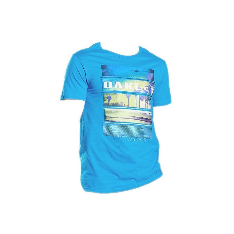 t shirt pacific tee oakley