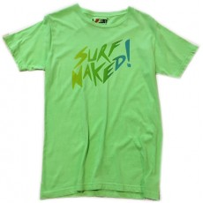 Tee-shirt lost Surf Naked
