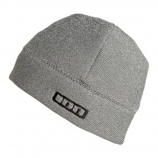 Beanie wooly grey ion