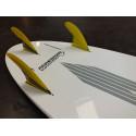 """planche de Surf Nitro Combo 5'8"""""""