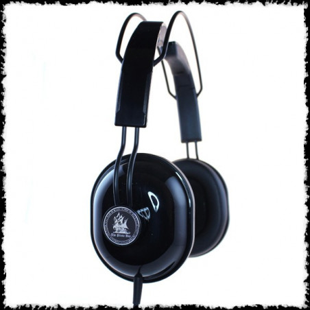 Casque audio Rhymin and stealin black