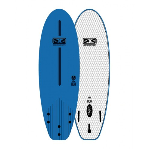 Surf en mousse Ocean and earth the bug 5'2""