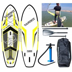 SUP gonflable hybride WSK 10'2' windsup