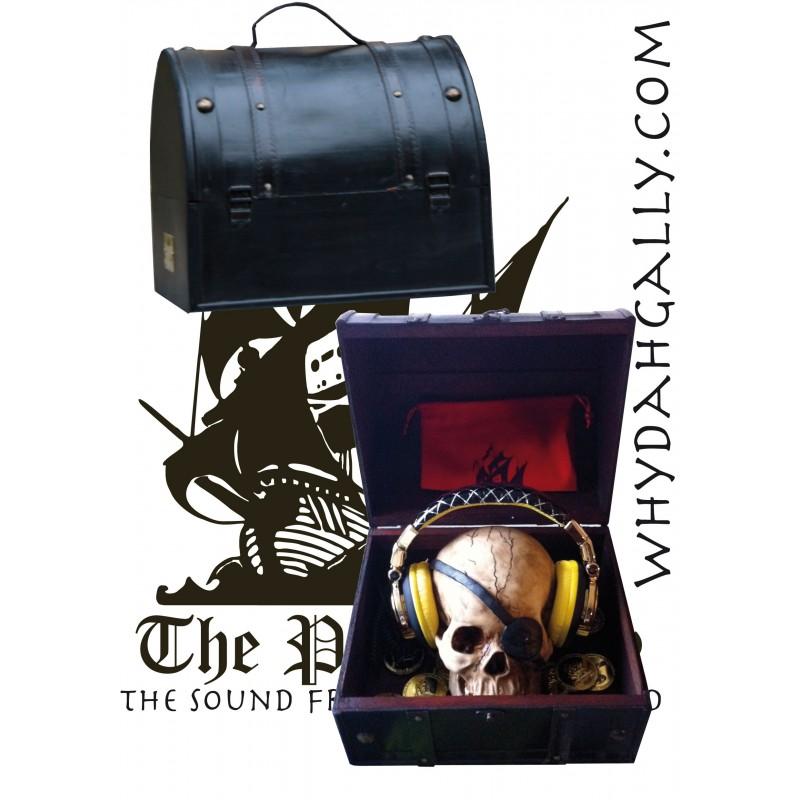 casque audio intra auriculaire john silver goon kite spirit. Black Bedroom Furniture Sets. Home Design Ideas