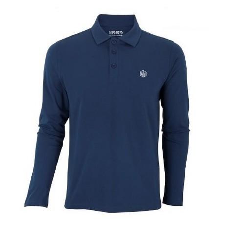 tee-shirt Manera Lavanono manches courtes Baby Bleu