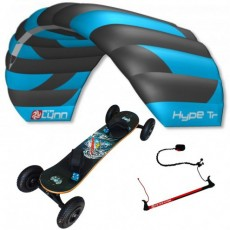 Pack mountainboard Fiber + Hype sur barre
