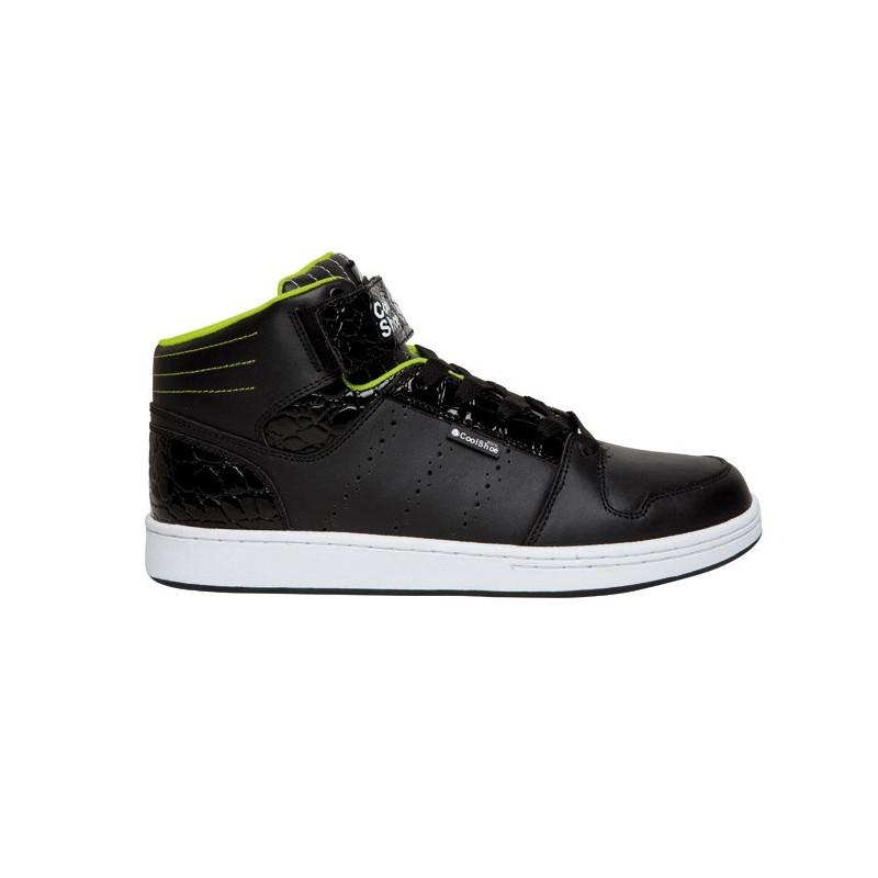 cool shoe Stanley noir