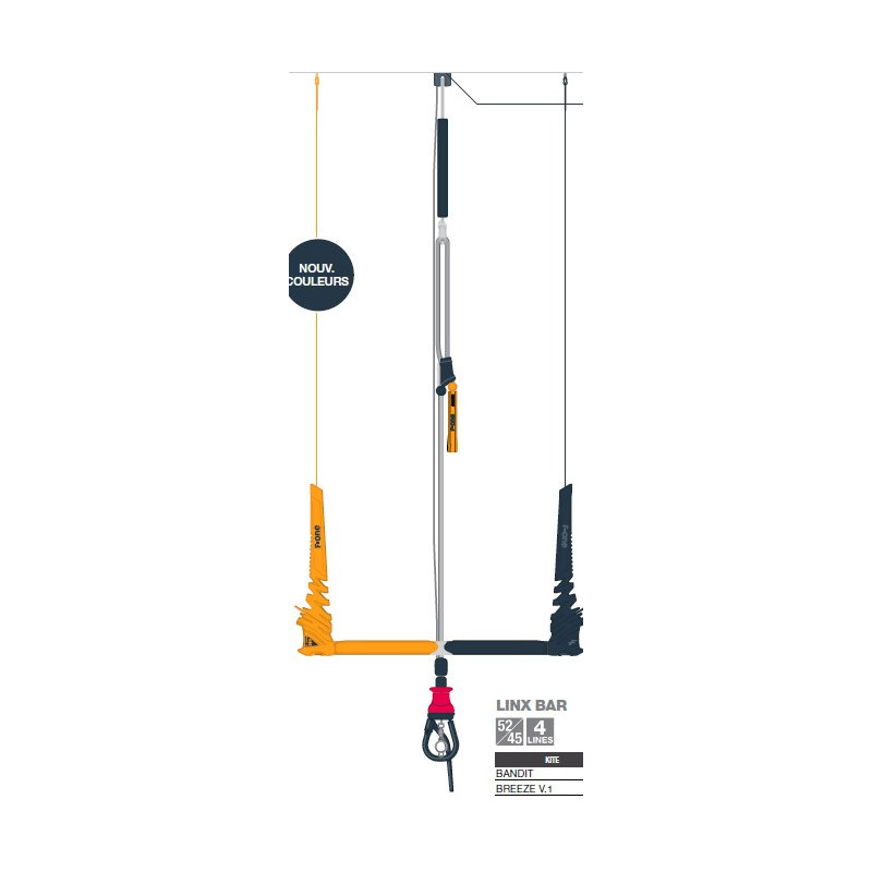 Barre F-one Linx 2020