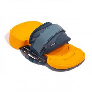 platines pads et straps f.one platinium 3 mango 2020