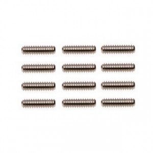 Fin screw surf 12mm (10pcs)