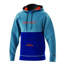 Sweat Néoprène Prolimit Loosefit Hoodie 2020 gris bleu orange