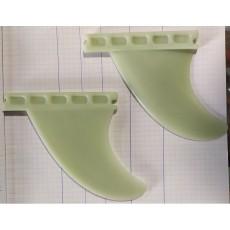 Set de 4 ailerons Scarfinic quad medium