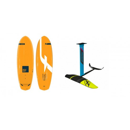 Pack F-one ROCKET SURF + GRAVITY 1200