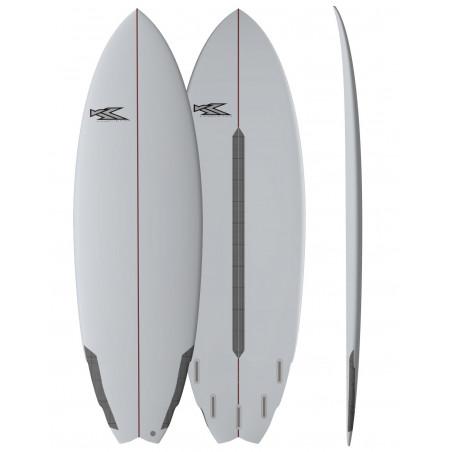 Planche de surf Korvenn Fish
