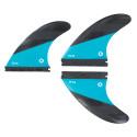 Ailerons surf Thruster Duotone TS-M Fins (3pcs)