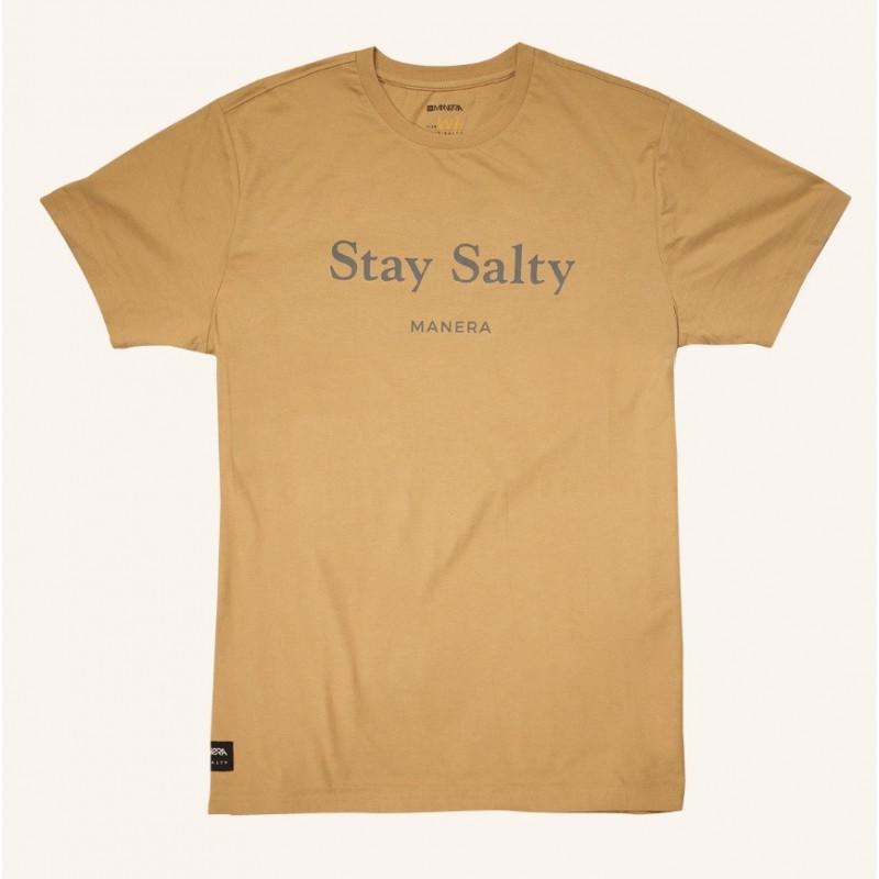 tee-shirt Manera manches courtes Apricot 2020