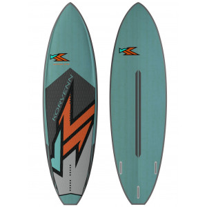 Surf kite Korvenn 5'6""