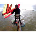 Planche de wing et stand up foil Korvenn Sup Glider Bambou
