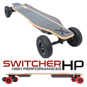 Skate électrique Evo convertible Switcher HP