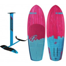 Pack foil F-one Mirage + Foilboard Carbone