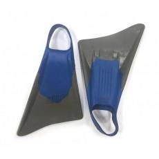 Palmes bodyboard RIP bleu/gris