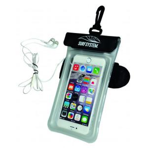 Pochette étanche pour smartphone avec prise jack