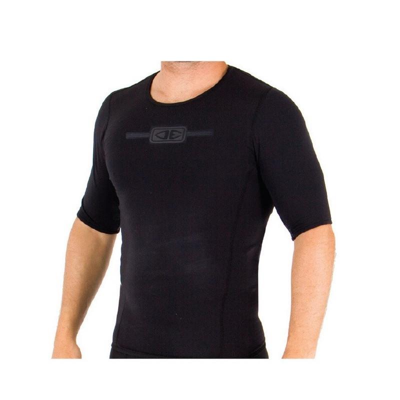 Lycra Thermo Heat Skin Short Sleeve Rash Vest