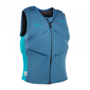 Gilet de protection Ion Vector  Vest Amp FZ 2020 bleu