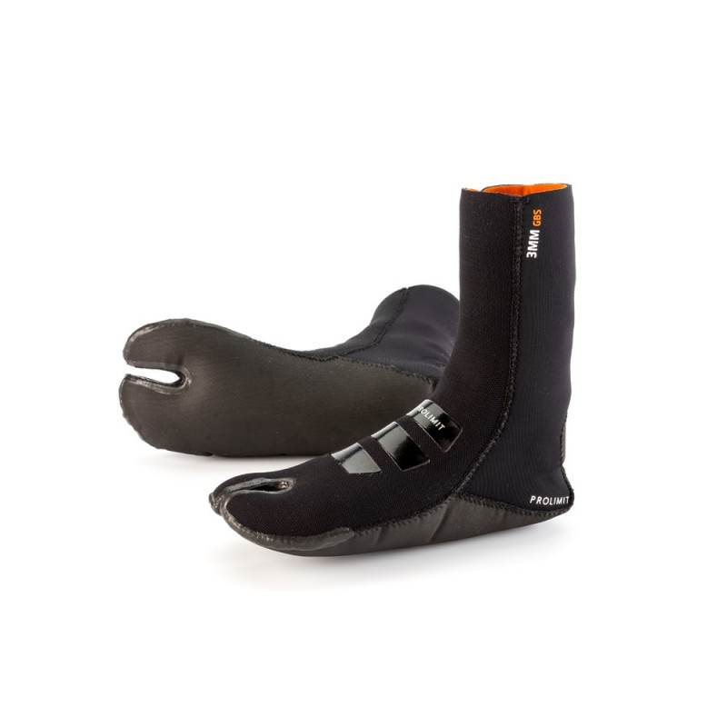 Chaussons Prolimit Evo Boot Sock 3mm Dura Sole GBS