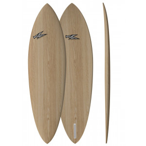 Planche de surf Korvenn Single 6'8""