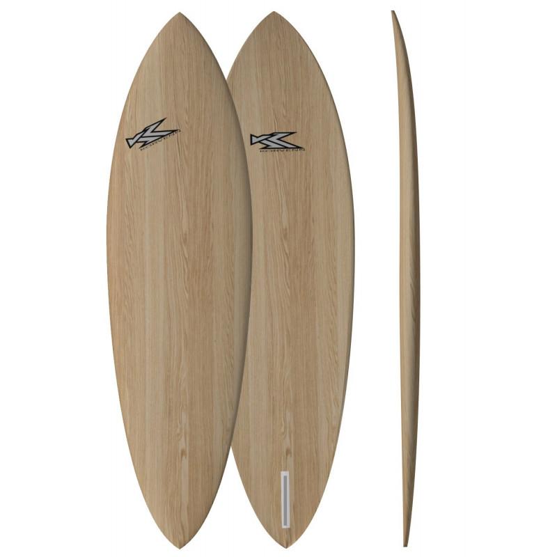 """Planche de surf Korvenn Single 6'8"""""""