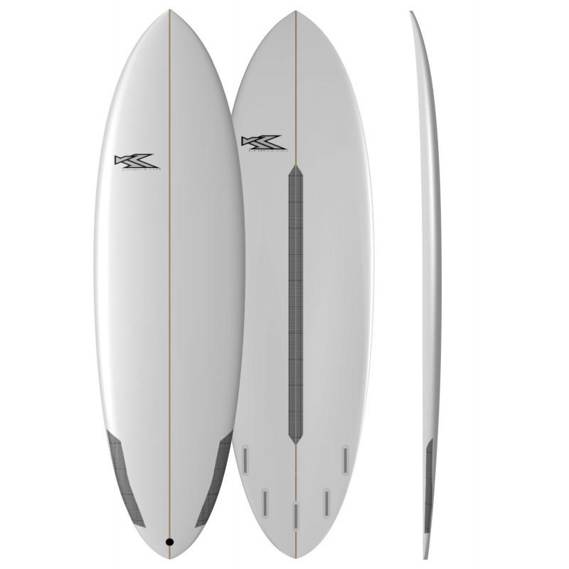 planche de Surf Korvenn Nitro