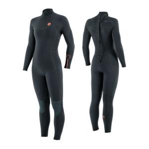 Combinaison Manera Seafarer femme 5/3 back zip