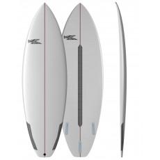 Planche de surf Korvenn Shortboard Thruster 6'