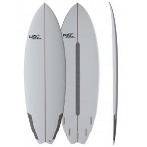 "Planche de surf Korvenn Fish 6'0"""