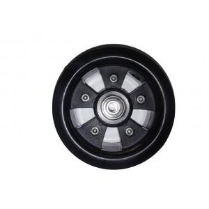 "Jante mountainboard en nylon et fibre pour pneu 8"" avec axe de 10mm"