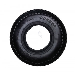 "pneu diamond tread 8"" pour mountainboard"