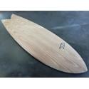 """Planche de surf Korvenn Retro Fish 5'11"""""""