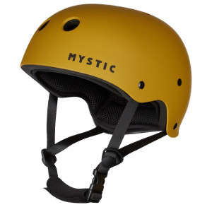 Casque Mystic MK8 Mustard 2021