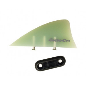 Aileron planche twin tip  side on G10 55 mm 2021