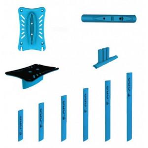Pack Foil Mat Alu + Platine + Titan (TEST)
