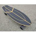 """Surf Skate complet Korvenn bamboo serie 30"""""""