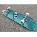Skate complet Korvenn wood blue 8'