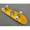 """Skate complet Korvenn wood yellow 7,75"""""""