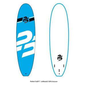 "Surf Perfect Stuff 7'0"" Eva/Wood stringers"